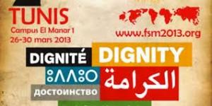 Conférence-débat sur le forum social mondial 2013