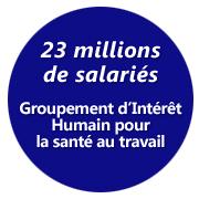 APPEL de « 23 Millions de Salariés »-Groupement d'Intérêt Humain pour la Santé au Travail